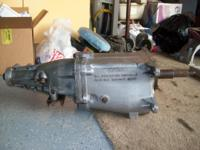 Selling Muncie 4 speed transmission which includes bell