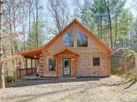 Getaway to your private mountain retreat in an