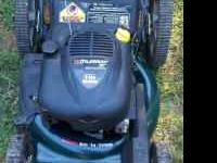 "Murray 20"" 6hp Self Propelled Mower with Electric"