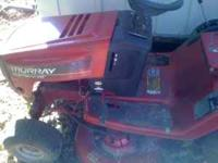 "Murray 40"" Riding Lawn Mower I am parting out this"