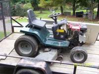 I have a Murray riding mower that needs an engine. The