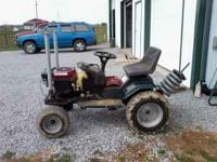NEED TO SELL 1998 Murray GT with 18hp briggs and