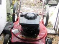 Murray High Wheel Lawn Mower $85.00 CALL TOMMY @  Also