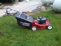 I have a Murray push mower for sale. It is a 3 in 1 it