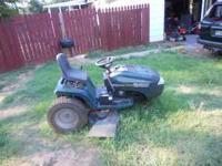 Murray riding mower. $300.00 No E-Mails please. Call