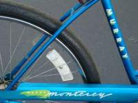 I have a 1993 murray monterey beach cruiser womens