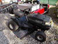 Murray Riding Lawn Mower Briggs and Stratton 12.5 Horse