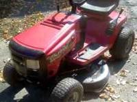 "Murray widebody Murray riding mower 12.5 with 40""cut"