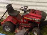 For sale Murray riding mower ***PRICE REDUCED****