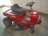 This is an older mower but runs n mows pretty good