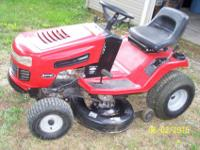 $ASKING $350.00 FOR MURRY RIDING MOWER. AT ADDITIONAL