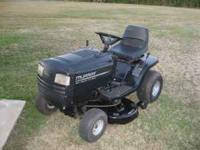"Murray (Select) 42""cut riding mower. Mower is in great"
