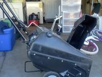 Murray Snow Thrower Brand new never been used 350.00