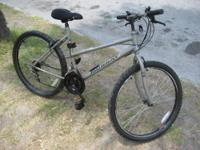 Murray Ultra Terrain Bicycle - Gray 18 Speed - 26""