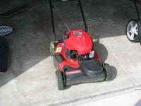 "I have a Murray 21"" mower for sale. It has the 6.5 HP"