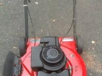 "Any helpful people out there? The Murray 20"" Push Mower"
