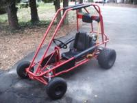 Im selling my 6.5hp Murray go-Kart, it is in excellent