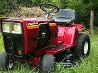 We have an older Murray Riding Lawn Mower 12 HP OHV