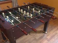 Beautiful game table. Great for kids of all ages. I