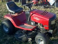 I am putting my trusty mower up for sale. It has run