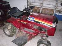 murry lawn tractor for sale runs good and cuts good