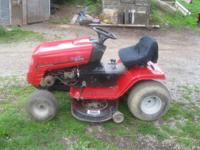 i have a Murry turf pro 12.5 hp 38'' cut lawn tractor