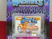 LOT OF 14 Muscle Machines NEW IN PACKAGES. Some rare!