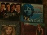 Music CD's For Sale.6 CD's for 12.00. Need to Sell. All