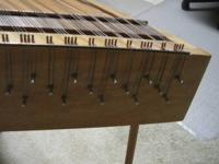 Really attractive Prince Hammered Dulcimer. Great