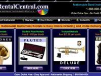 Music Instrument Rentals - School Year Specials - Free