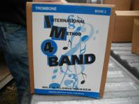 Music Learning Books for sale. There is 100 cartons