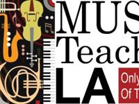 Music Teacher LA offers Holiday Gift Certificate