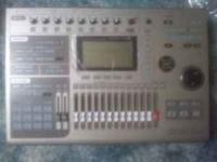 Zoom recording studio with cd burner, is also a mixer