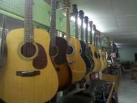 50%off the inventory of HI LO Music. Most Guitars 50%