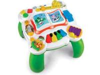 1) Leapfrog - Learn & Groove®: Musical Table