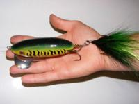 Please check out newtronlures.com for even more
