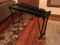 For sale is a Musser Concert/Student xylophone. It is