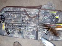 I am selling my Bear Archery Encounter Bow (Left