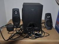 Speakers in a very good condition. Payment by Cash only
