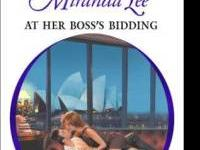 HARLEQUIN PRESENTS SECRET PASSIONS Miranda Lee AT HER