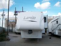 **2007 LAREDO**MODEL# 8280 SS **FULLY SELF-CONTAININD