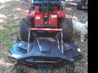 Swisher Zero Turn Riding Mower, 14 HP Briggs Van Gard