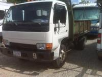 MUST SELL ASAP 1994 Nissan UD Dump truck with 10 ft
