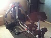 Okay...I'm selling my Bowflex Revolution to make room