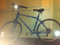 I have a Trek 700 men's bike for sale. It is nearly