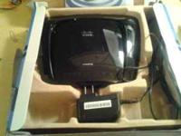 MUST SELL! Cisco Linksys Wireless-N Router. Used for