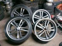 20 inch Wheels are in Excellent shape. Just have (2)