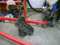 289 Ford/Mustang long block, includes block,