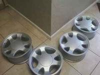 mustang 5lug wheels asking 100.00  Location: eden
