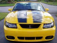 Supercharged SVT Cobra, A/C ice cold, All scheduled